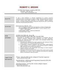 Esthetician Sample Resume