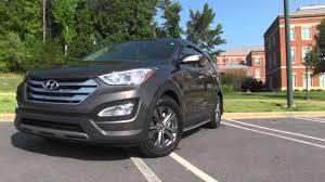 Hyundai Santa Fe Sport - MPG Review - The 50 Mile Drive - YouTube