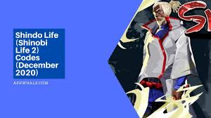 This post is for you. Shindo Life Shinobi Life 2 Codes December 2020