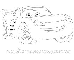 Lightning Mcqueen Coloring Pages Cars 2 Online For Free Color Print