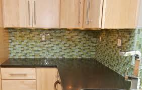 Green Tile Backsplash Kitchen Pretty Inspirational Contemporary Kitchen Renovation And More