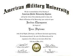 american military university dimensions diploma frame in westwood  american military university dimensions diploma frame in westwood item 282983 from american public university system