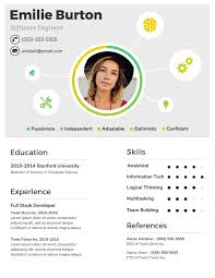 004 Infographic Resume Template Free Astounding Ideas Online Create
