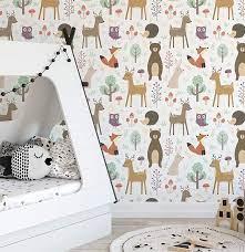 Removable Wallpaper Nursery