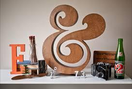 ampersand decor