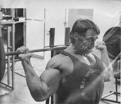 Arnold Gym Workout Chart Arnold Schwarzenegger Bodybuilding Workout Routine And Diet