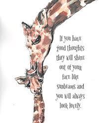 Amazon Inspirational Quotes Baby Nursery Nursery Art Prints Mesmerizing Giraffe Quotes