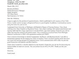 Resume Cover Letter For Lpn Resume Cover Letter Lpn For Nurses New Nurse Grad Nursing Letters
