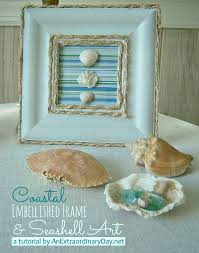 Photo Gallery Of Items At The Craft Guild Shop  The Craft Guild ShopSeashell Home Decor
