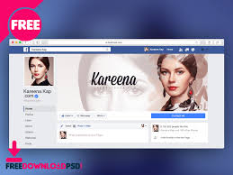 Free Facebook Covers Templates Facebook Cover Free Psd By Free Download Psd Dribbble Dribbble