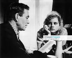 James Mason Sue Lyon Characters Prof Humbert Humbert Lolita Film Lolita (UK  USA 1962) Directo
