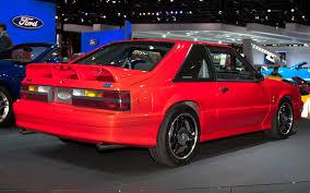 1993 Ford Mustang SVT Cobra Photos, Specs, News - Radka Car`s Blog