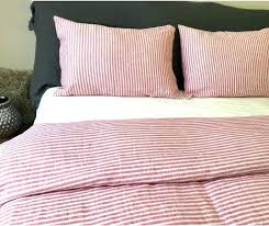 pinstripe bedding pinstripe bedding red and white striped duvet cover grey blue striped comforter set king