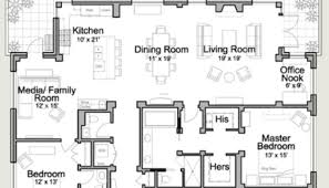 floor plans for houses. Residential Floor Plan Houses Architecture Plans #73266 For