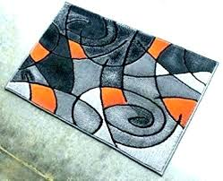 blue and orange area rug blue orange area rug burnt