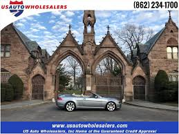 2005 bmw 6 series 645ci 2dr convertible available for in newark nj