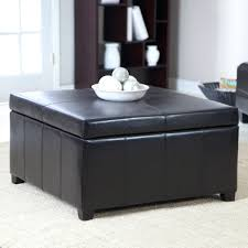 large leather ottoman coffee table ikea small square storage cocktail choice image design ideas tables tableslarge