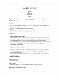 Resume For Jobs Examples Of Resumes For Jobs Inspirational Career Resume Sample 31