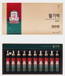 Тонизирующий напиток из <b>корня</b> корейского <b>красного женьшеня</b> ...