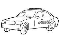 De 24 Beste Afbeelding Van Politie Kleurplaten Coloring Pages