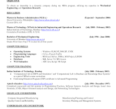 Objective In Resume For Software Engineer Fresher Majestic Design General Objectives For Resumes Career Objective In 85