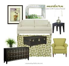 Decorating Ideas 1 Room 3 Ways with CORT Furniture Rental