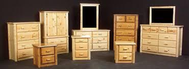 bedroom furniture decor. Northwoods Log Furniture Bedroom Decor V