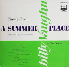 billy vaughn and his orchestra theme from a summer place vinyl lp al at discogs
