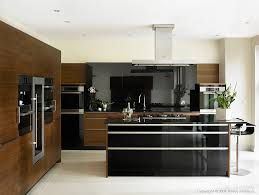Black Walnut Kitchen Cabinets Modern Walnut Kitchen Cabinets Granite Countertops Kitchen Trends