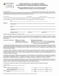 015 Template Ideas Download Medical Records Release Form