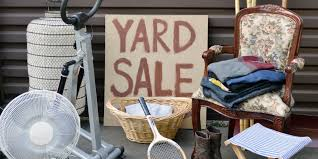 o YARD SALE FURNITURE