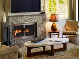 ... Drop Dead Gorgeous Fireplace Decoration With Various Tile Fireplace  Surround : Drop Dead Gorgeous Living Room ...