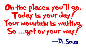 Dr Seuss Oh The Places You Ll Go Quotes Classy Quote Oh The Places You Ll Go Daily Quotes Of The Life 48