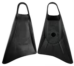Stealth S1 Classic Fins All Black