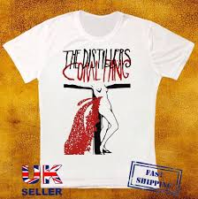 Festival T Shirt Design Us 13 04 13 Off The Distillers Coral Fang Brody Dalle Punk Rock Music Festival Unisex Tshirt 186 New Design Cotton Male Tee Shirts Designing In