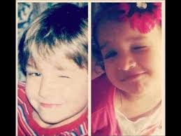 Liam Payne et Danielle Peazer ♥ - YouTube