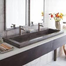 native trails sinks. Fine Trails Native Trails Trough 4819 NativeStone Dropin Or Undermount Bath Sink For Sinks S