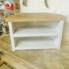 white corner tv stand. solid wood white rustic corner tv stand s