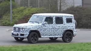 Mercedes-Benz Gives the G-Class A Turbocharged Straight-Six Engine ...