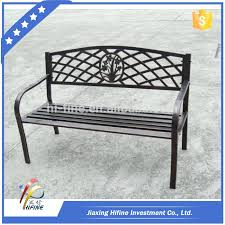 wrought iron patio bench wrought iron patio glider bench