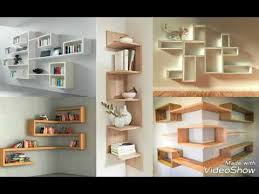 50 images of decorative corner wall shelves ideas