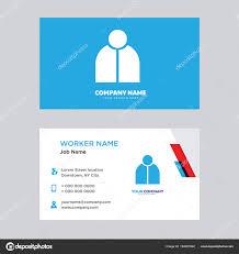 Teacher Business Card Design Stock Vector Vector_best