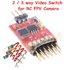 compare prices on 2 way switch wiring online shopping buy low rc fpv camera 3 channel video switchover module 2 3 way vide switch electronic
