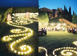 Outdoor wedding lighting decoration ideas Backyard Wedding Gorgeous Lighting Ideas For Weddings Nestledco Lighting Ideas For Weddings