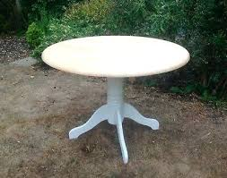 solid wood round dining table beautiful vintage solid wood round dining table painted solid wood dining