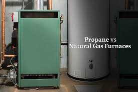 Propane vs Natural Gas Heaters | Comfort Masters