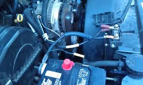 electrical what is the correct factory wiring for a suburban incorrect 1998 suburban battery alternator wiring