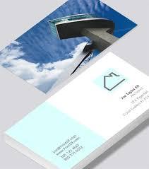 Architect Business Card Modern Design