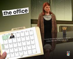 The Office Calendar The Office 2009 Calendar Officetally