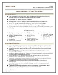 software project manager resume sample , Software Project Manager Resume ,  In ways to applying for Software Project Manager? Look to this Software  Project ...